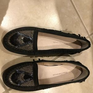 House of Harlow 1960 sequins loafer